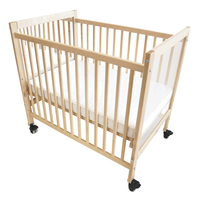 Image for Whitney Brothers I-See-Me Infant Crib, 40 x 27 x 37 Inches from School Specialty