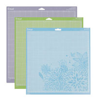 Image for Cricut Cutting Mats, 12 x 12 Inches, Variety Set of 3 from SSIB2BStore
