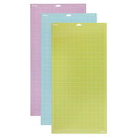 Image for Cricut Cutting Mats, 12 x 24 Inches, Variety Set of 3 from SSIB2BStore
