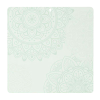 Image for Cricut Decorative Self-Healing Cutting Mat, 12 x 12 Inches, Mint Green from SSIB2BStore