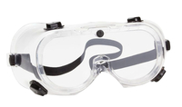 Image for United Scientific Goggles, Safety, Poly, Clear from School Specialty
