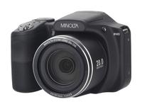 Image for Minolta MN35Z FHD Bridge Camera, 20 MP, 35x Zoom, Wi-Fi from School Specialty