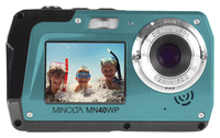 Image for Minolta MN40WP Waterproof Camera, 48 MP, 16x Zoom from School Specialty