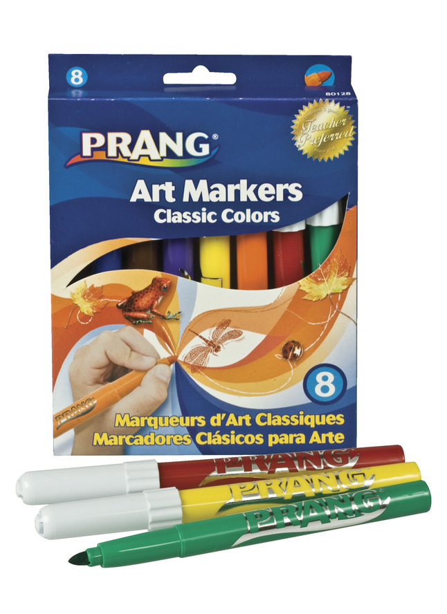 Art Markers, Item Number 210783