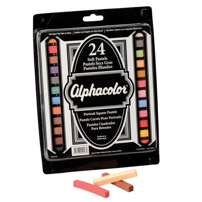 Pastels, Drawing and Painting Supplies, Item Number 216522
