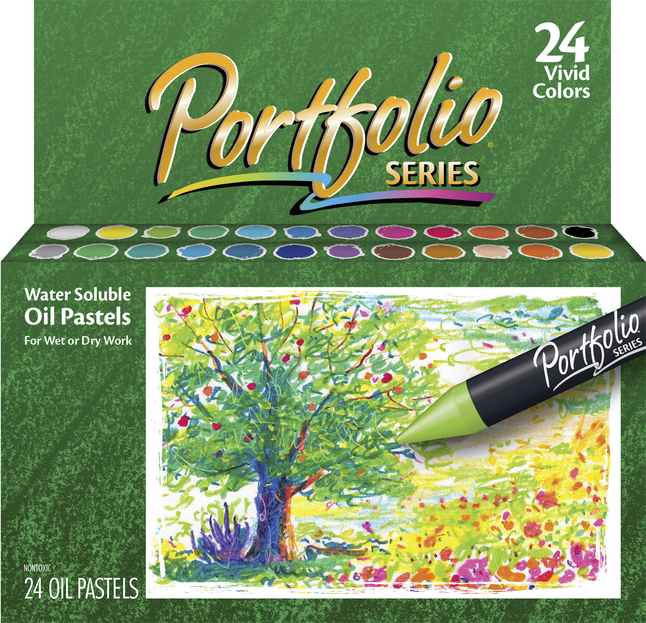 Pastels, Item Number 216709