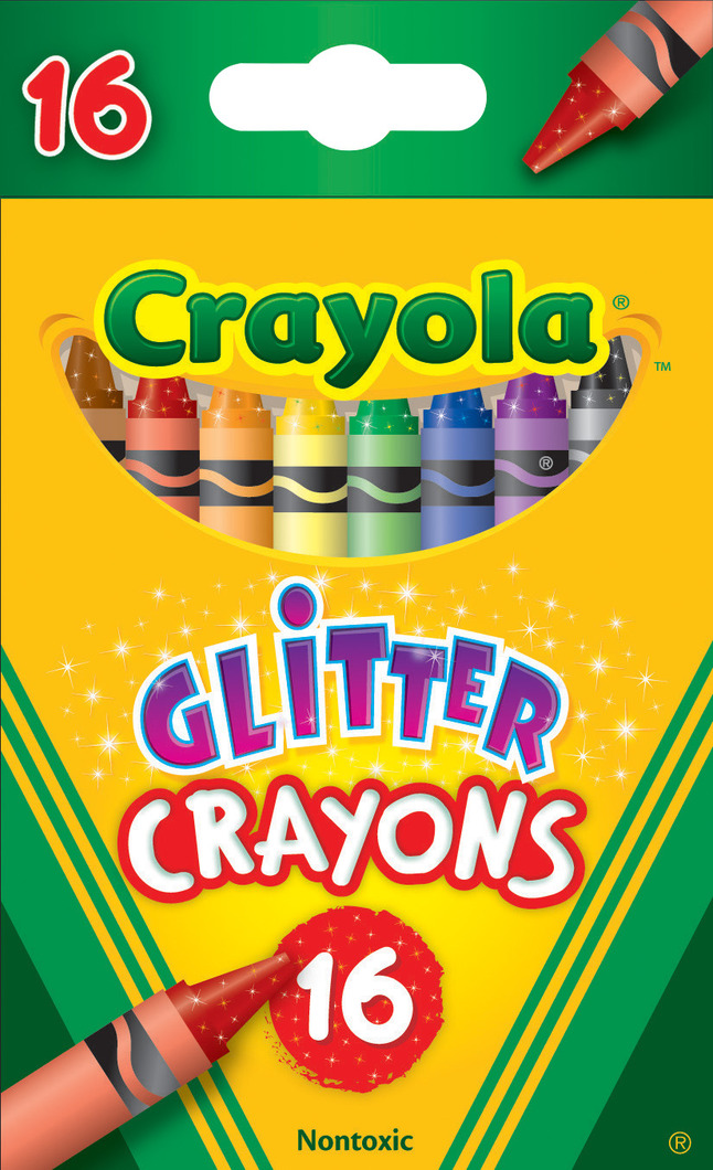 Standard Crayons, Item Number 220566