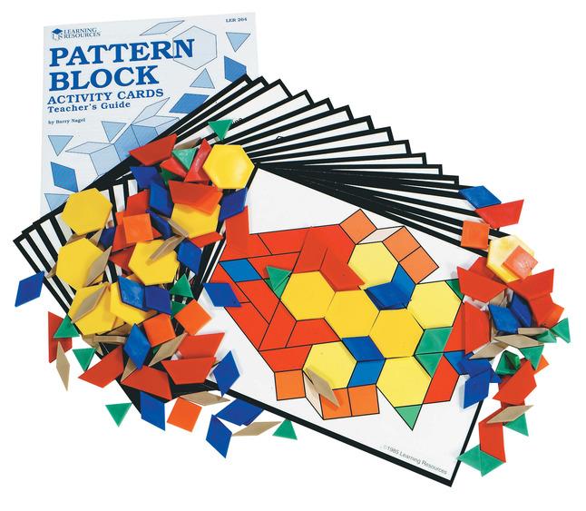 Math Patterns Games, Activities, Math Patterns, Math Pattern Games Supplies, Item Number 222087