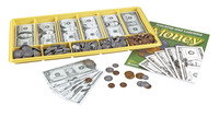 Money Games, Play Money Activities, Play Money Supplies, Item Number 222522