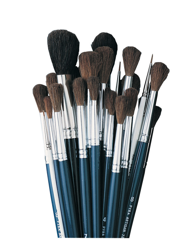Paint Brushes, Item Number 224211