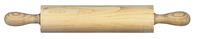 Falcon 1-Piece Hardwood Clay Roller, 18 x 10-1/2 Inches Item Number 227478