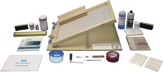 Screen Printing Kit, Item Number 233103