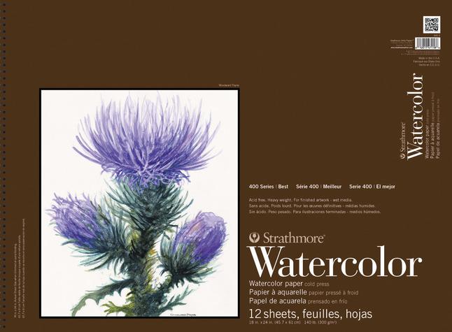 Watercolor Paper, Watercolor Pads, Item Number 1289296