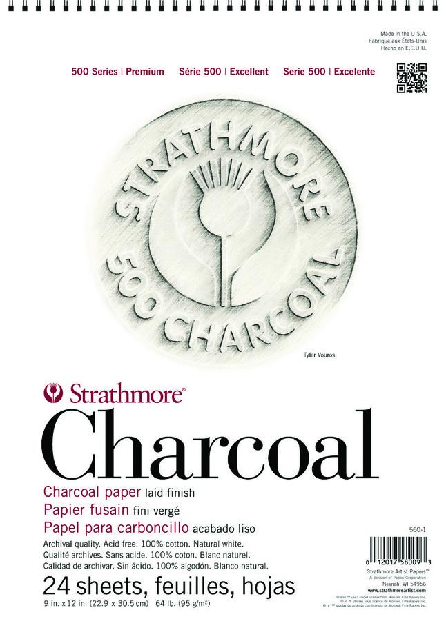 Pastel Paper, Charcoal Paper, Item Number 234480