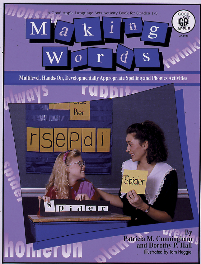 Word Family Activities, Games, Books Supplies, Item Number 234986