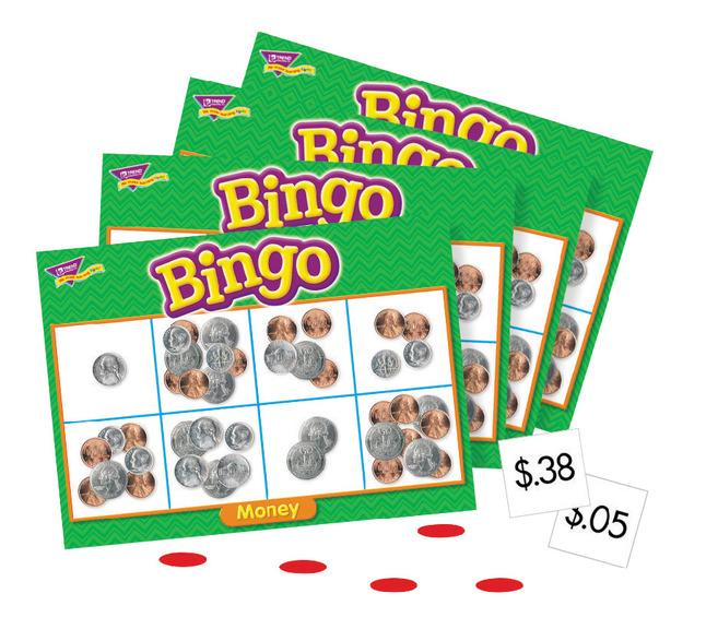 Money Games, Play Money Activities, Play Money Supplies, Item Number 241521