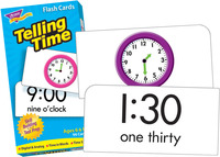 Telling Time, Time Games Supplies, Item Number 241658