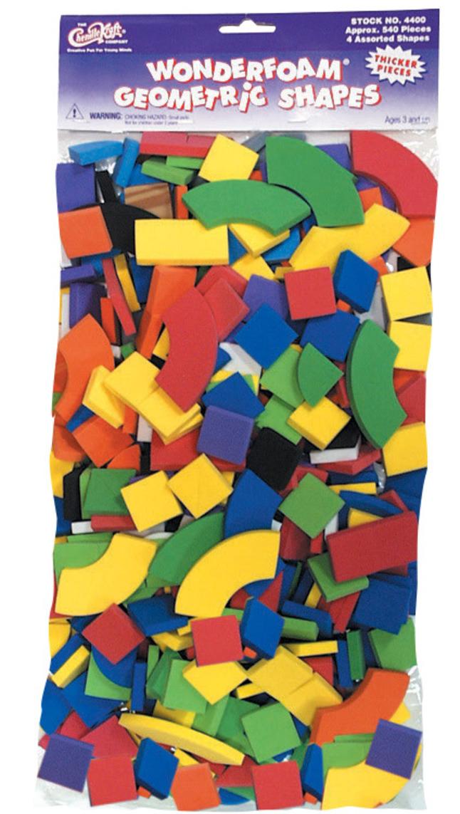 Craft Foam, Item Number 245546