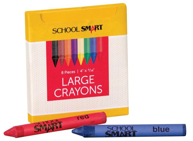 Beginners Crayons, Item Number 245951