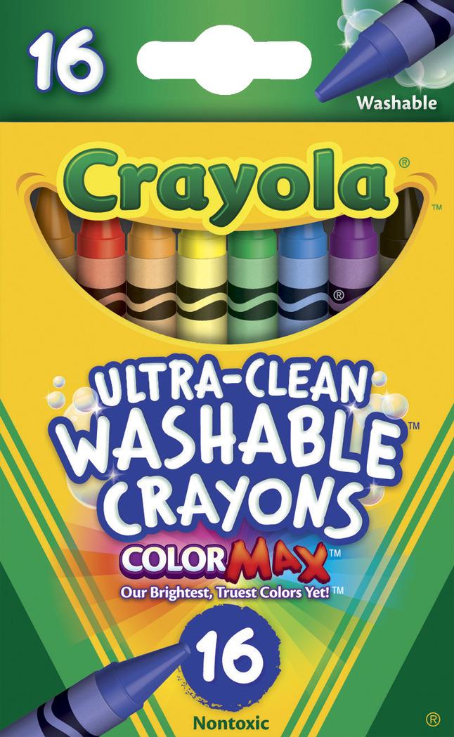 Standard Crayons, Item Number 247584