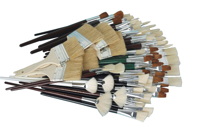 Paint Brushes, Item Number 247953