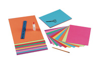 Tru-Ray Sulphite Construction Paper, 9 x 12 Inches, Assorted Bright Color, 50 Sheets Item Number 247968