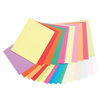 Array Card Stock Paper, 8-1/2 x 11 Inch, Assorted Parchment Colors, Pack of 100 Item Number 247979