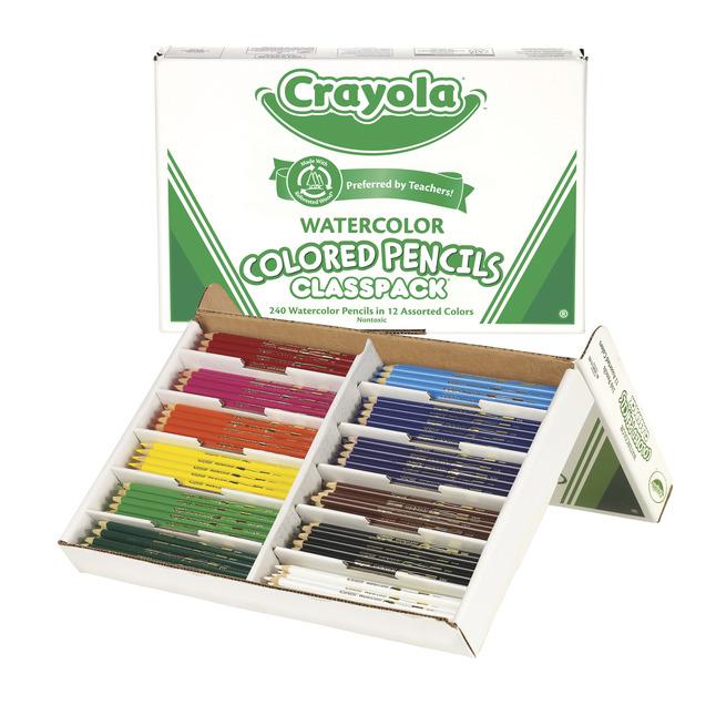 Colored Pencils, Item Number 248019