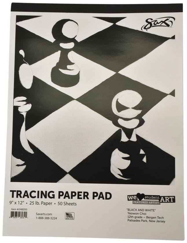 Tracing Paper, Item Number 248200