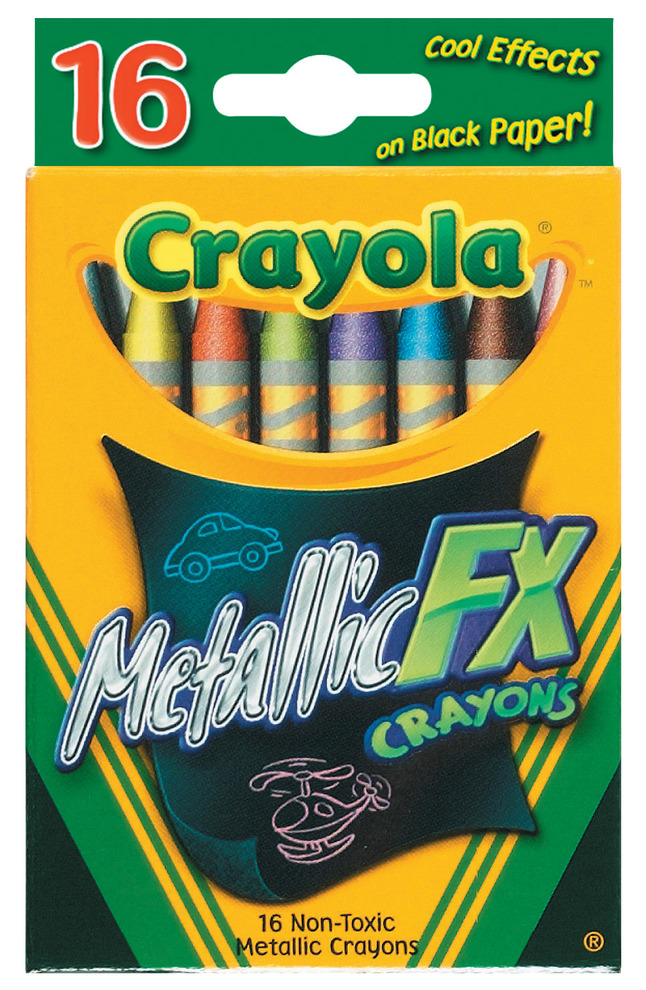 Standard Crayons, Item Number 248880