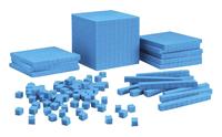 Base 10 Blocks, Place Value, Base 10, Base 10 Math Supplies, Item Number 252504