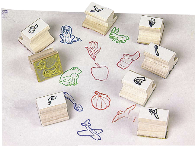 Award Stamps and Stamp Pads, Item Number 256833