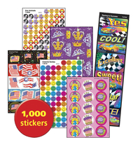 Stickers and Envelope Seals, Item Number 258102