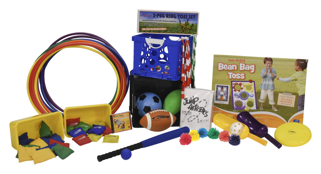 Gross Motor Skills, Gross Motor Activities and Gross Motor Toys Supplies, Item Number 266508