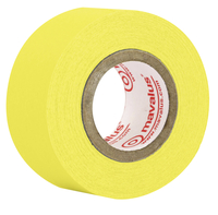 Mavalus Removable Poster Tape with 1 Inch Core, 1 x 324 Inches, Yellow Item Number 269407