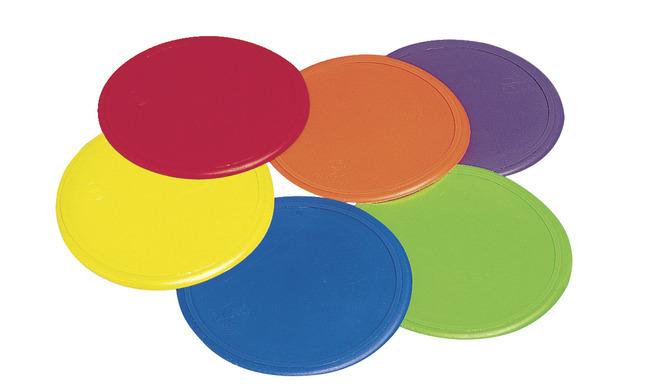 Spatial Awareness, Floor Spots, Wall Spots, Item Number 288367