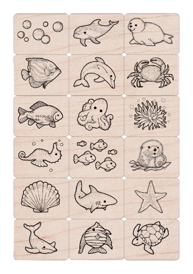 Award Stamps and Stamp Pads, Item Number 291247