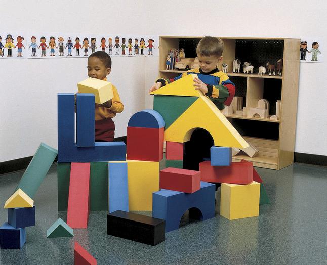 Building Blocks, Item Number 076744