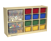 Stay Organized with Cubbies, Bookcases, & More