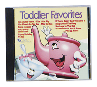 Early Childhood Music CDs, Item Number 269478