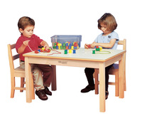 Kids Wood Table, Kids Wood Tables, Wood Tables Supplies, Item Number 078232