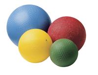 Playground Balls, Rubber Playground Balls, Playground Balls Bulk, Item Number 299680