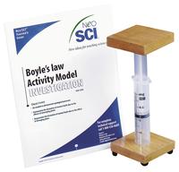 Chemestry Gas Law Studies, Item Number 30-1330
