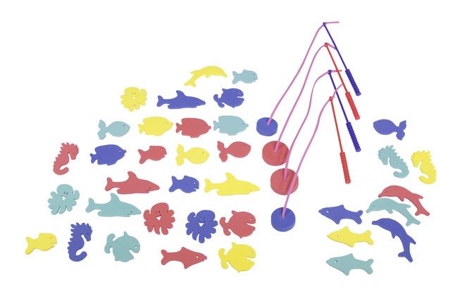 Edushape Fish /'n/' Fun Bath Game