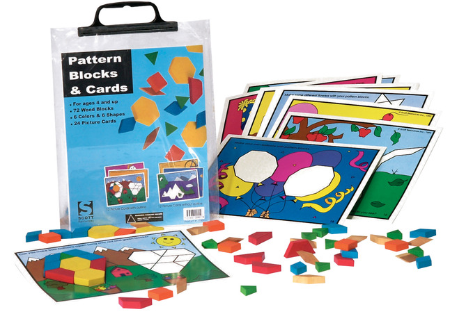 Math Patterns Games, Activities, Math Patterns, Math Pattern Games Supplies, Item Number 308596