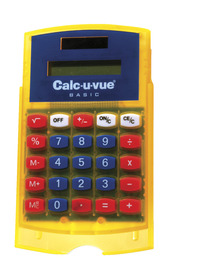 Basic and Primary Calculators, Item Number 322732