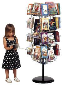 Library Literature Racks Supplies, Item Number 329005