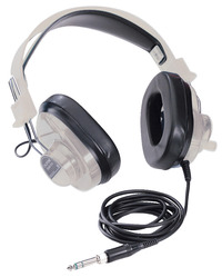 Califone 2924AVPS Stereo Headphones, Beige Item Number 653105
