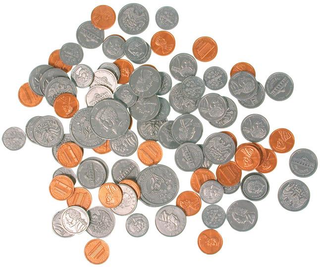 Money Games, Play Money Activities, Play Money Supplies, Item Number 330415