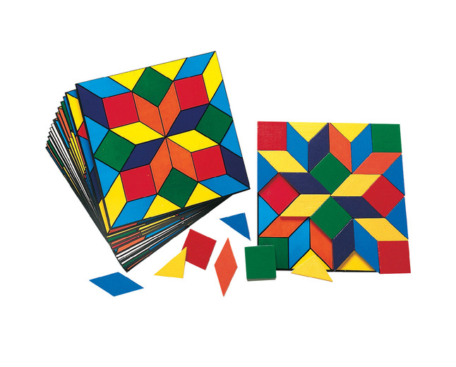 Math Patterns Games, Activities, Math Patterns, Math Pattern Games Supplies, Item Number 330969